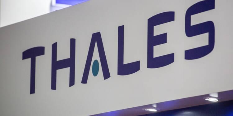 Thales remporte un contrat pour les futures frégates de la marine d'Espagne