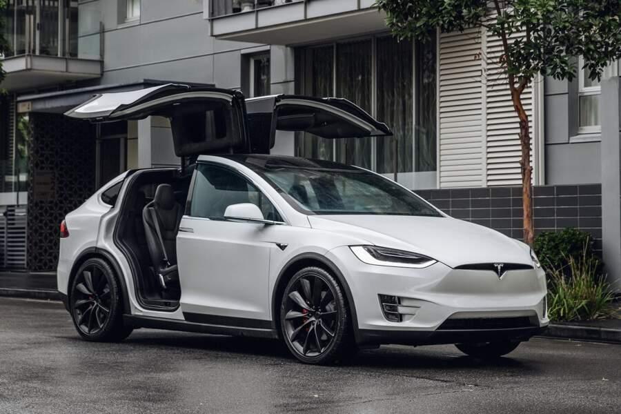 6 - Tesla Model X