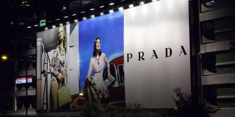 L'Oréal et Prada nouent un partenariat dans les cosmétiques de luxe
