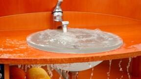 L'impressionnant taux de fuite du réseau d'eau français