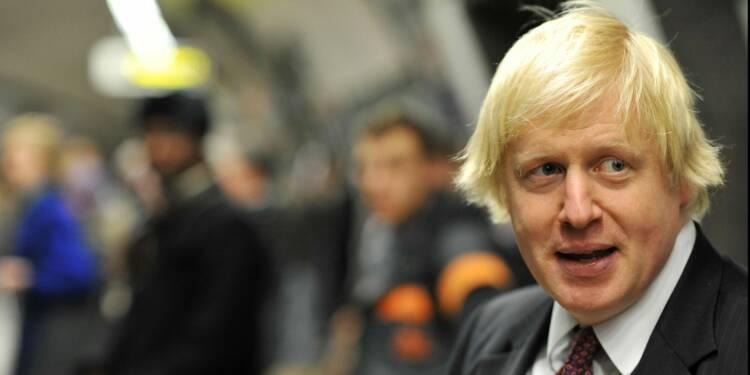 """Brexit : Boris Johnson ravi d'entamer un """"nouvel acte"""" au Royaume-Uni"""