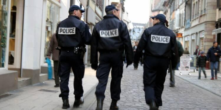 Le port du masque obligatoire pour la police nationale