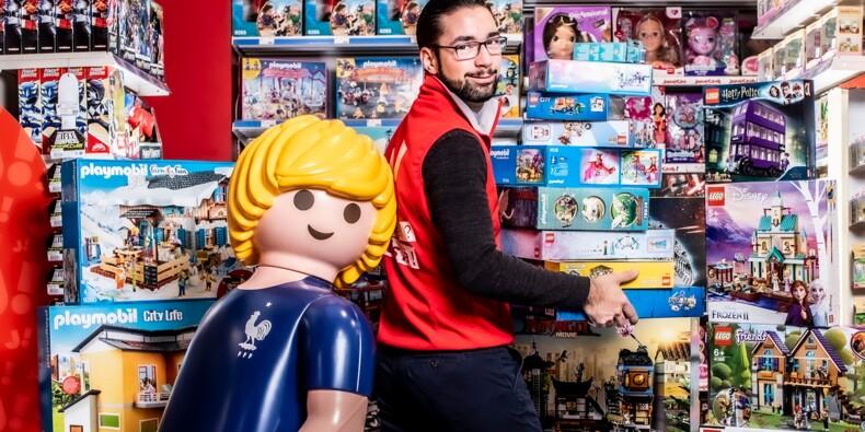 Les rudes négociations de Lego et Playmobil avec les enseignes de jouets