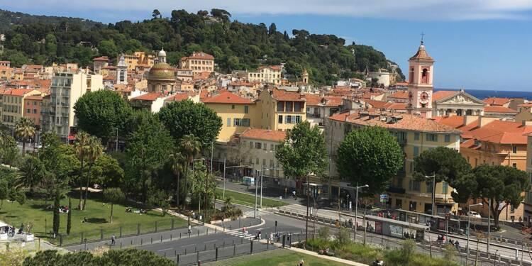 Les bornes de police secours vont faire leur retour à Nice