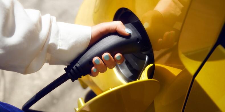 Voitures électriques : l'Etat rabote le bonus écologique à partir de 2021