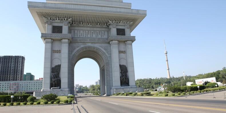 Kim Jong-Un reconnaît que l'économie de la Corée du Nord est en pleine crise