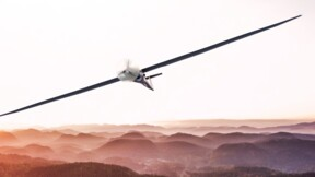 """Un drone espion """"low-cost"""" de l'US Air Force capable de voler 60 heures sans atterrir"""