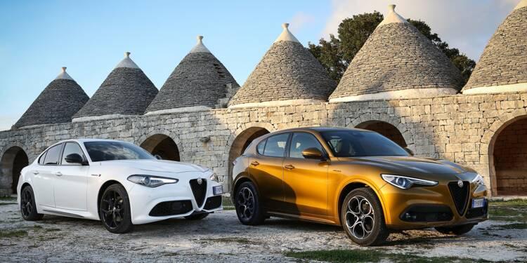 Essai Alfa Romeo Giulia et Stelvio 2020 : l'hybride se fait attendre...