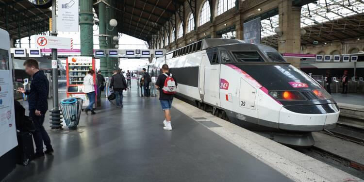 Transport : la SNCF prête à faire circuler plus de 50 % de ses trains dès le 11 mai