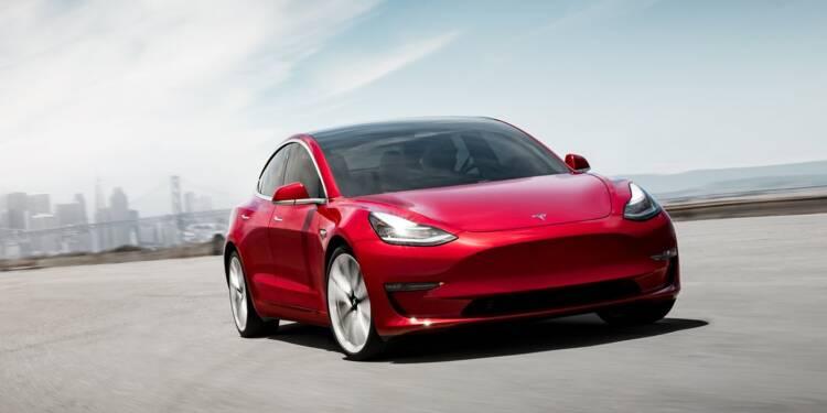 """Tesla lance un mode """"boost"""" pour ses modèles"""