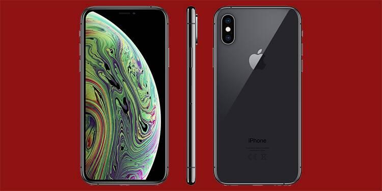 iPhone XS : le smartphone Apple en promotion à la Fnac