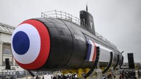 """Premier souffle pour le sous-marin nucléaire français """"Suffren"""""""