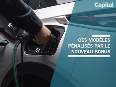 Ces voitures électriques qui seront pénalisées par le nouveau bonus en 2020