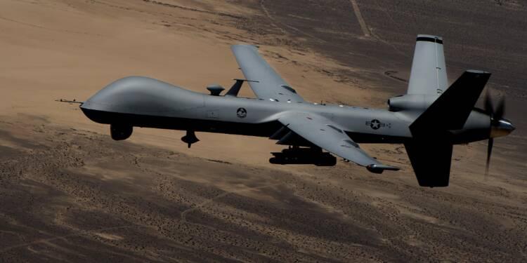 Les Drones Reaper Français Utilisés Pour L Espionnage Au