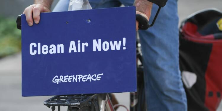 Nucléaire : Greenpeace accuse Orano (ex-Areva) de mentir dans ses pubs