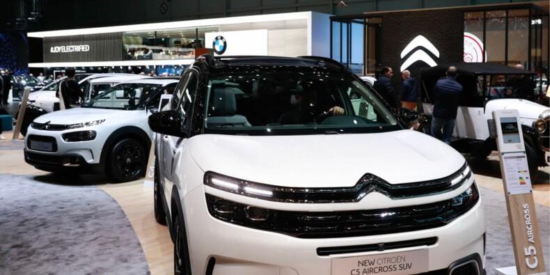 Déjà 100.000 ventes pour le Citroën C5 Aircross