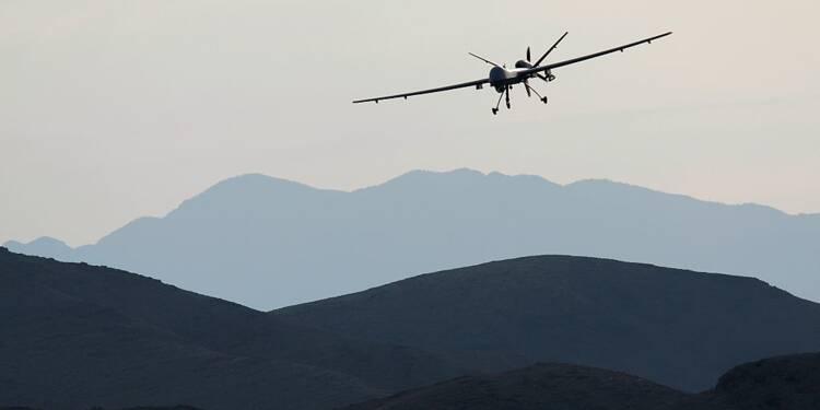 La France utilise pour la première fois un drone Reaper armé
