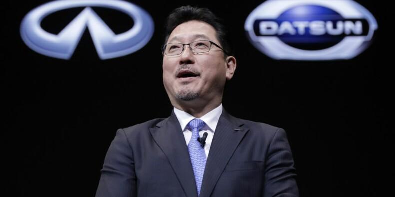 À peine nommé, l'un des dirigeants de Nissan démissionne