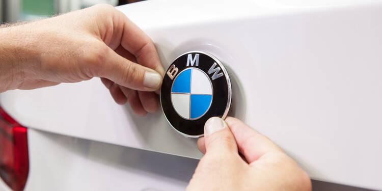 BMW accusé d'avoir manipulé ses chiffres de vente aux Etats-Unis