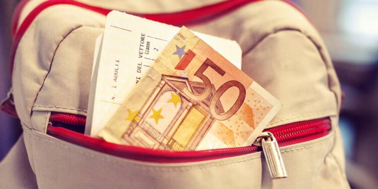 Un passant trouve un sac avec 16.000 euros… et le rend