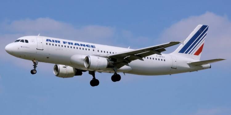 Les clients d'Air France pourront annuler leurs vols jusqu'au 31 mai