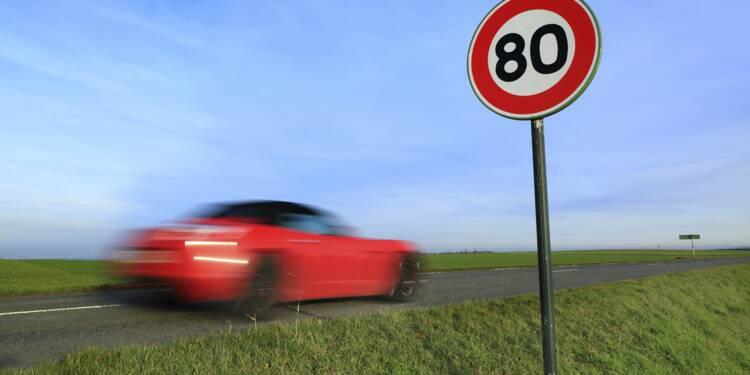 Les départements freinent toujours pour le retour aux 90 km/h