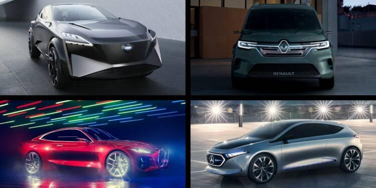 Automobile : 10 grandes nouveautés qui seront dévoilées en 2020