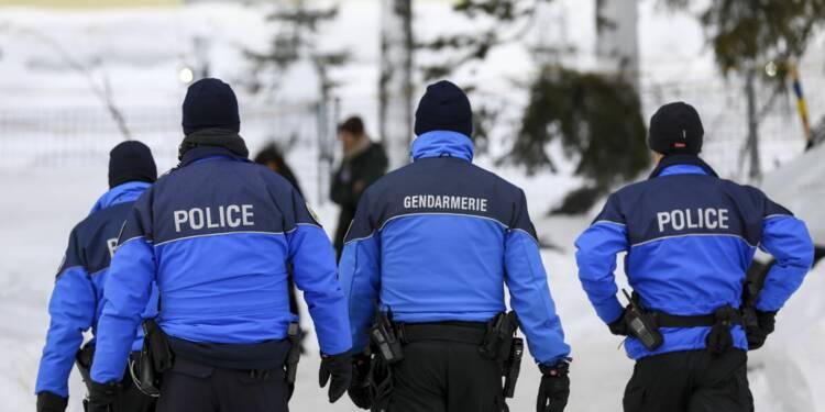 Suisse : l'improbable initiative sucrée des policiers