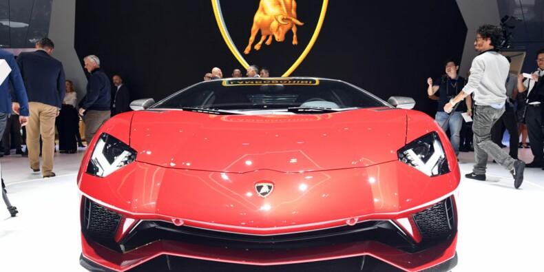 Le magnifique cadeau de Lamborghini à un père et son fils
