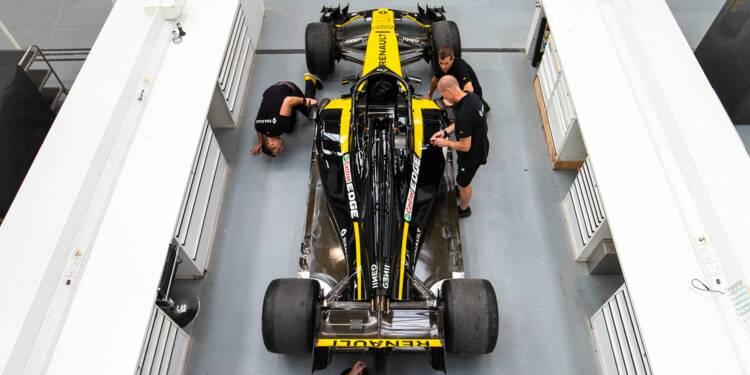 Quand la Formule 1 inspire les constructeurs auto