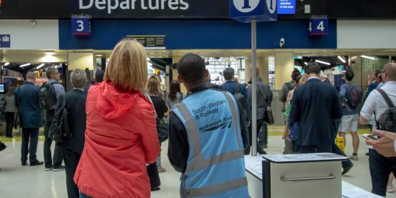 Royaume-Uni : une grève des trains de 27 jours prend fin mais reprendra en février