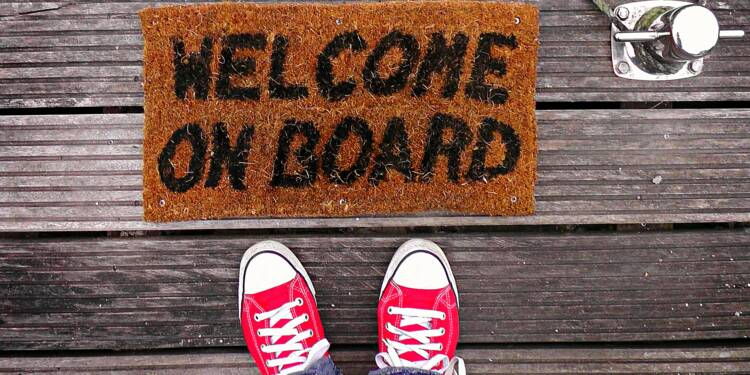 Le jargon du bureau : l'onboarding, une invitation au voyage