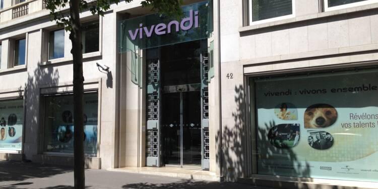 Vivendi : l'action s'envole avec l'entrée en Bourse annoncée d'Universal Music