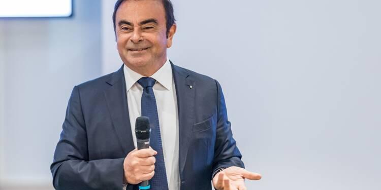 Carlos Ghosn a bien demandé à toucher sa retraite lors de son départ de Renault