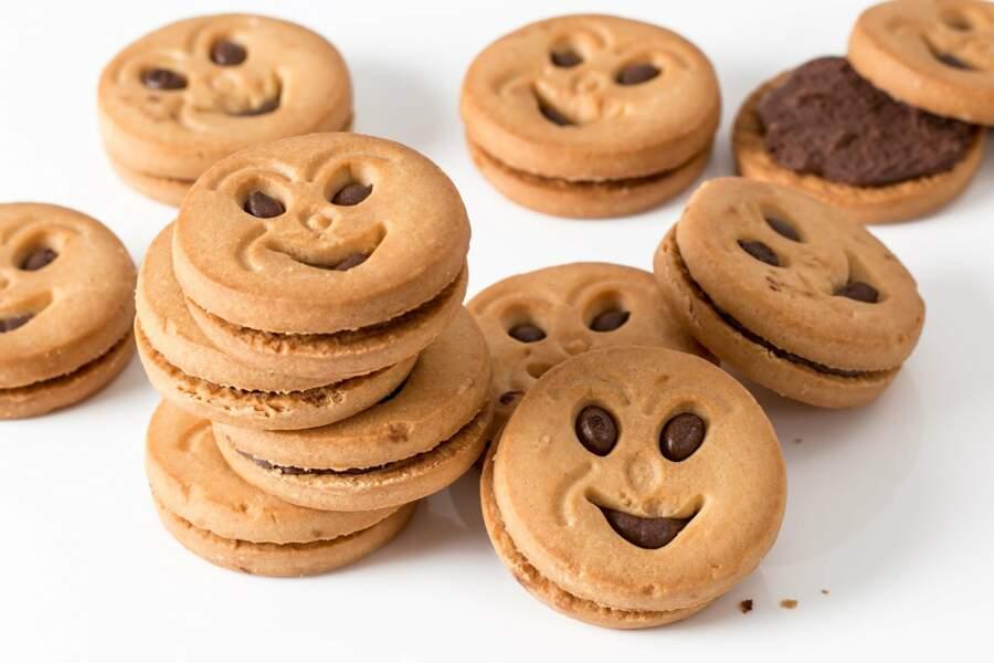 Chewing-gum, bonbons et biscuits sans additifs
