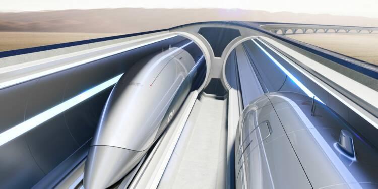 Hyperloop, TGV à l'hydrogène... le train du futur s'invente aujourd'hui