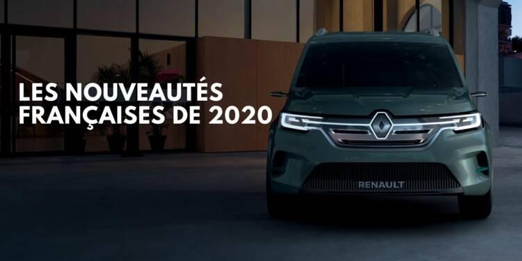 Les nouvelles voitures françaises qui seront dévoilées en 2020