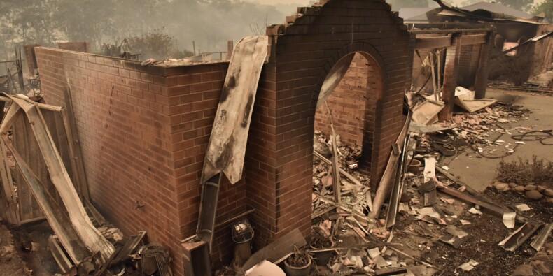 """Des incendies """"hors de contrôle"""" en Australie, situation """"chaotique"""""""