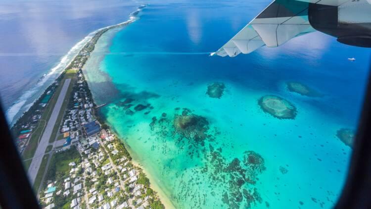 Comment Tuvalu a fait fortune avec l'extension web .tv