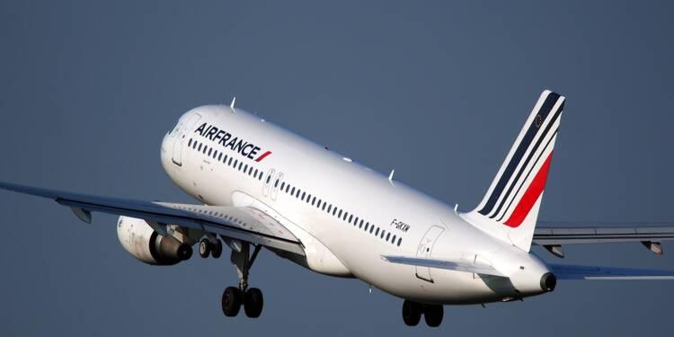 L'État vole à la rescousse d'Air France