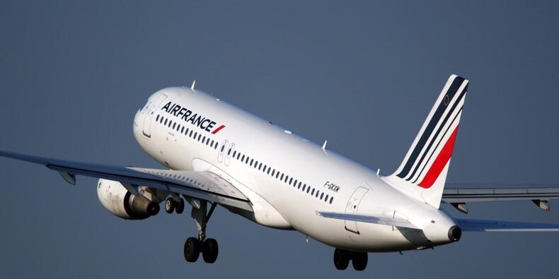 Air France-Total : premier vol long-courrier à l'huile de cuisson