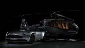 Airbus et Aston Martin dévoilent leur hélicoptère