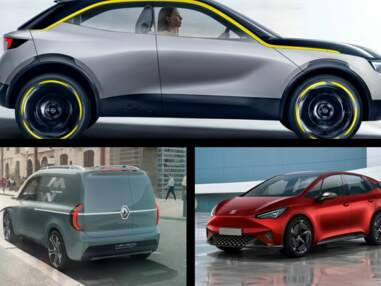 Les voitures électriques qui seront dévoilées en 2020