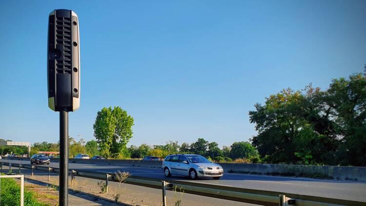 Des centaines d'automobilistes verbalisés par erreur par un radar tourelle