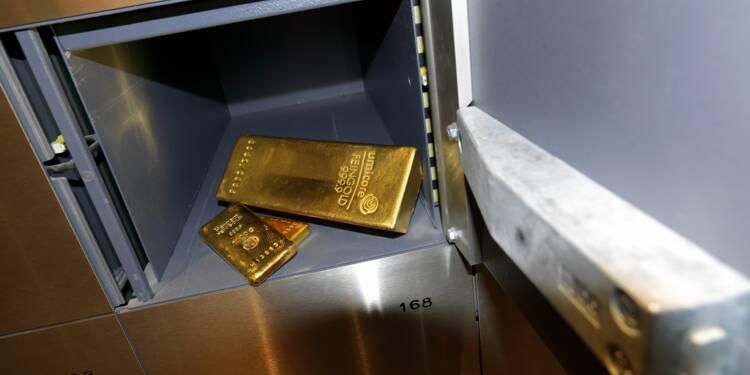 Les tensions au Moyen-Orient font bondir l'or et plombent le cuivre