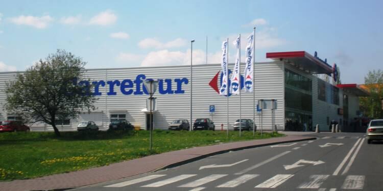 Carrefour affecté par les grèves, les hypermarchés souffrent