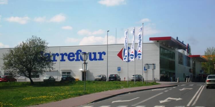 Carrefour est repassé dans le vert en 2019 après son désengagement de Chine