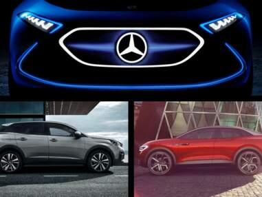 10 nouveaux SUV qui seront dévoilés en 2020