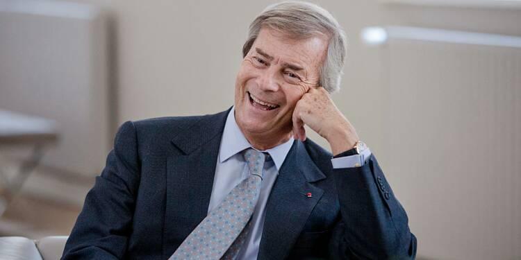 Champagne pour Vincent Bolloré : Vivendi va récupérer plus de 200 millions d'euros du fisc
