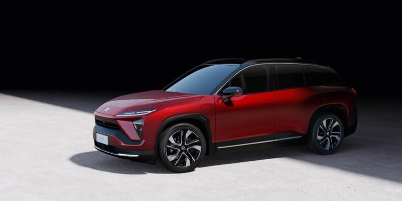 Les Chinois mettent le turbo sur la voiture électrique